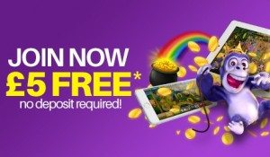 Free Welcome Bonus No Deposit Casino | Keep £20 Winnings