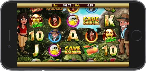 mobile slot games free bonus