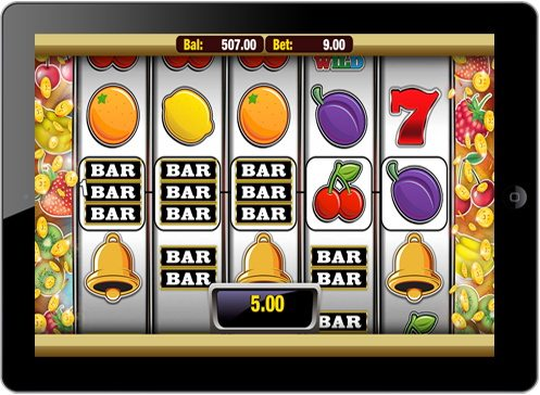 Get Fruity Slots