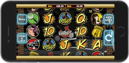 Loaded P I Slot Game