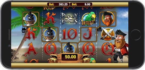 Lady Pirate Slot - Win Big Playing Online Casino Games