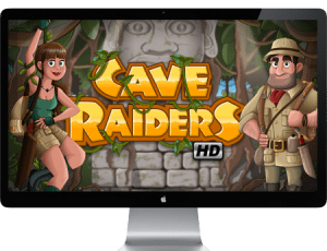 Cave Raiders Bonus Games