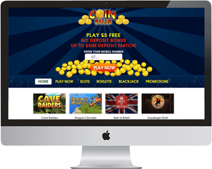 Come and Play at Coinfalls