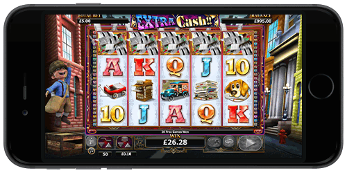 UK Mobile Slots Billing Game