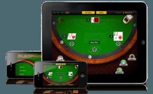 online blackjack games for mobile