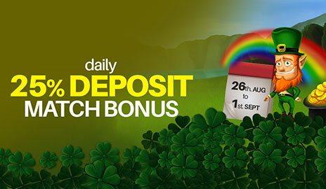 daily cashback bonus online