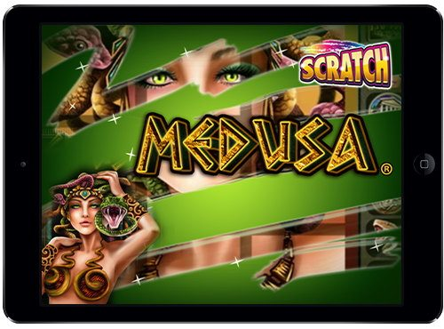 Medusa Scratch Game