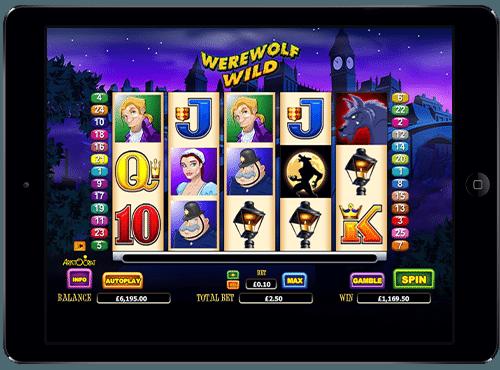 instant win slots