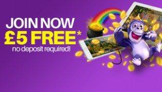 £5 Free Bonus
