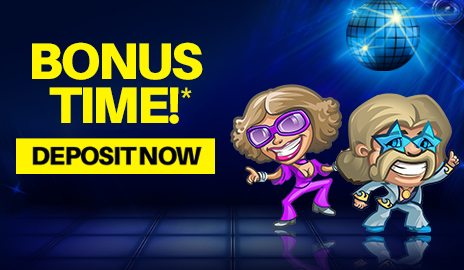 casino deposit match promotion