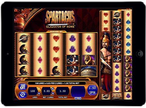 Spartacus Tab