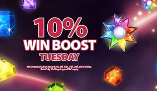 Tuesday Win Boost