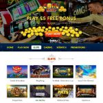 UK Slots Online Games – Play With £5 Free at Coinfalls!