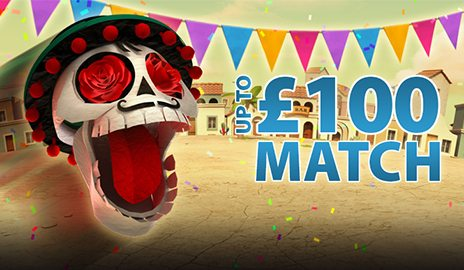 mobile casino slots deposit match