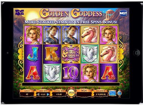 Golden-Goddess-ipad