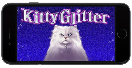Kitty glitter_i phone 500x 260