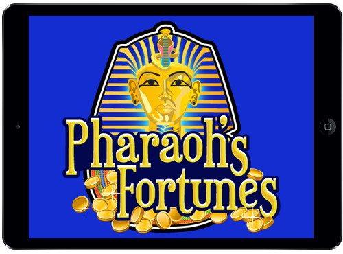 Pharaohs Fortune i pad