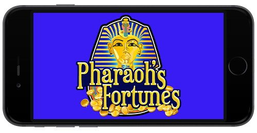 Pharaohs Fortune i phone