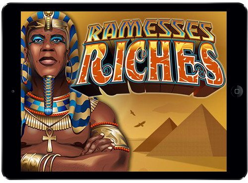 Ramesses Riches i pad