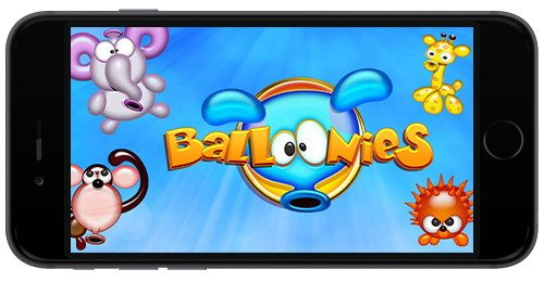 balloonies i phone