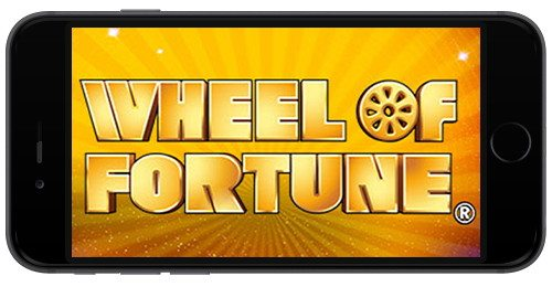 wheel of fartune i phone