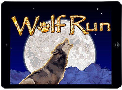 wolf run ipad