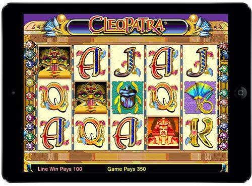 Cleopatra-iPad