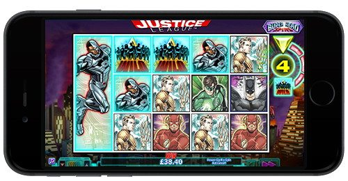iphone-justice-league