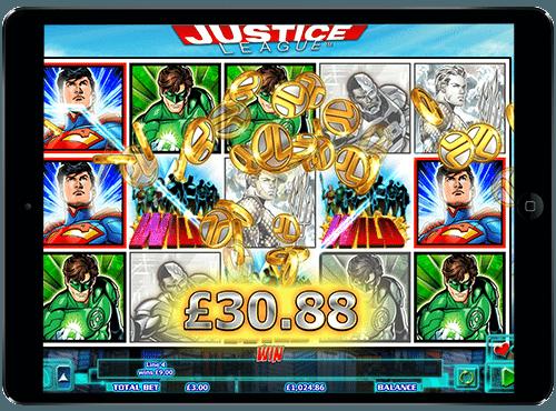 ipad-Sprawiedliwość-League