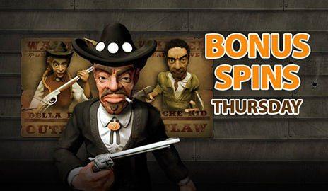 Bonus Spins Thursday