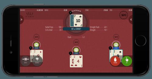 Application unlock blackjack 2