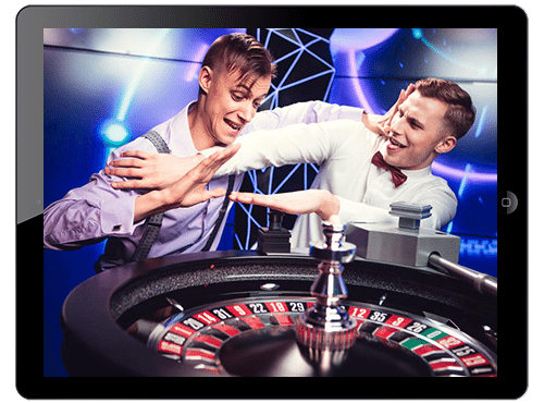 Doubleball Roulette Live